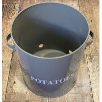 Potato Storage Tin